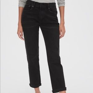 Gap Best Girlfriend Black Jeans